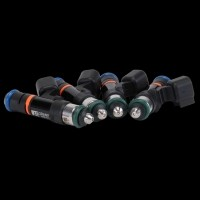 Grams Performance Fuel Injectors - 550cc Milled EV14 (Milled Style - 11mm top)
