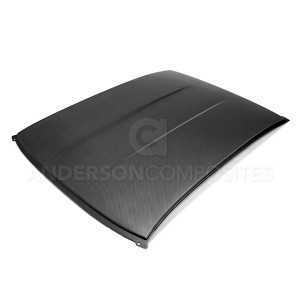 Anderson Composites Dry Carbon Roof Replacement - Chevrolet Camaro 2010-2015