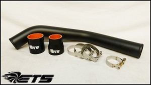 ETS Mitsubishi Evo X and Evolution X Rear Upper Pipe Only 2008-2015