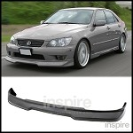 Lexus IS300 Greddy Style Polyurethane Front Lip
