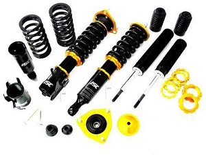 ISC Suspension Basic Coilovers Nissan 300ZX 91-96