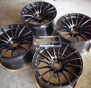 Weds Wheels Wedssport SA15R 18x10.5 +12 & +25 Staggered Offset  5x114.3 GBC