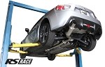 Scion (ZN6) FR-S / Subaru BRZ GPP RS-Race Exhaust