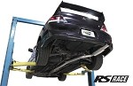 Mitsubishi (CT9A) Evolution 8/9 GPP RS-Race Exhaust