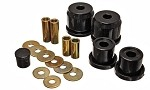 Energy Suspension Rear Differential Carrier Bushings (Black) - Honda S2000 00-09