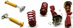 Ground Control Coilover Kit - Mustang S550 2015+