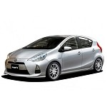 TOM'S Racing Styling Parts Set - Toyota Prius C 11+