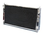 Agency Power Aluminum Radiator Kit - Mitsubishi EVO X 08-15