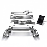 Armytrix Front pipe + Mid pipe + Valvetronic mufflers - BMW F90 M5
