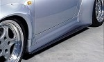 GruppeM Aerodynamics Side Skirt Extension - Porsche GT2 993, 1996-1998