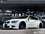 Liberty Walk Full Body Kit (Version 2) - BMW E92 M3 - FRP