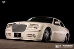 Liberty Walk Side Steps (L+R) (FRP) - Chrysler 300C 2005-2010