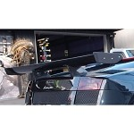 Liberty Walk Performance Rear Wing - Version 2 (CARBON) - Lamborghini Gallardo