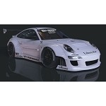 Liberty Walk Body Kit (Version 1 - GT Wing) - Porsche 997