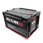 Nismo Folding Container Box - Black