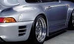 GruppeM Aerodynamics - Fender Add-on: Porsche Carrera 2 (993, 1996-1998