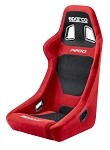 Sparco F200 Racing Seat - Red