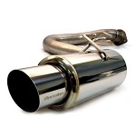 Tanabe Medalion Concept G Axle-Back Exhaust - Scion tC 05-10