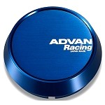 Advan Center Cap - Middle Cap (Blue)