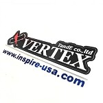 Vertex T&E Decal