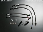 J'S RACING ZE2 Insight Brake Line System (Steel fitting)
