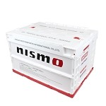 Nismo Folding Container Box - White