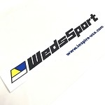 Wedssport 12 inch Decal
