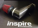 Top Fuel Japan Power Chamber Carbon Intake Acura RSX